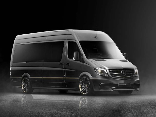 Luxury Business Vans Carlex Jet Van