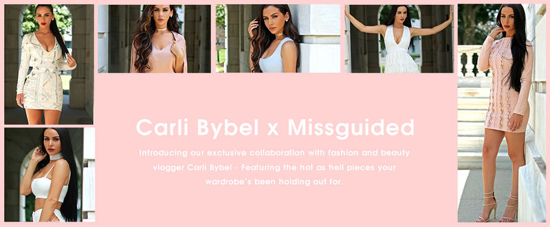 Beauty Vlogger Fashion Collabs