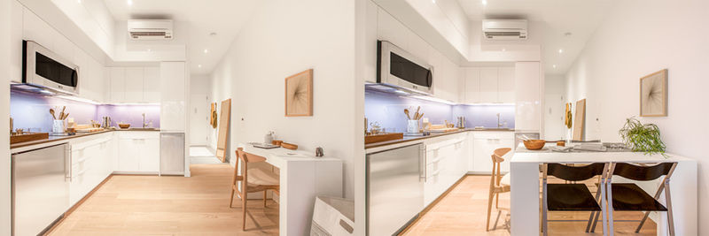 Compact Prefab Apartments