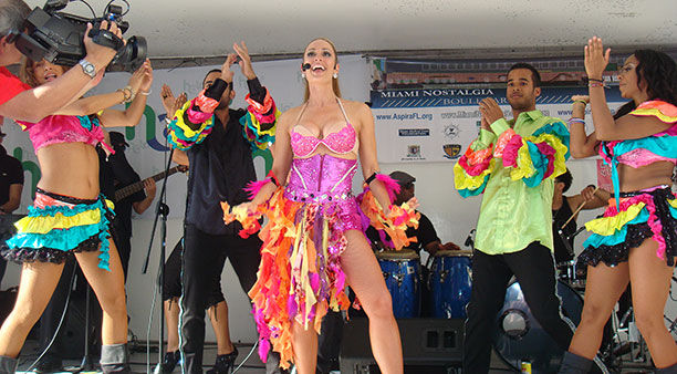 Vibrant Hispanic Carnivals