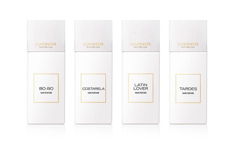 Mediterranean Hair Perfumes