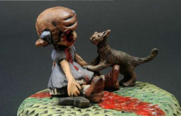 Creepy Ceramic Creations