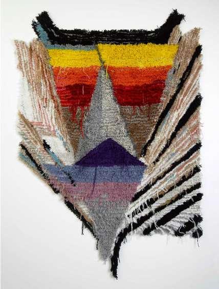 Fabric Fractal Art