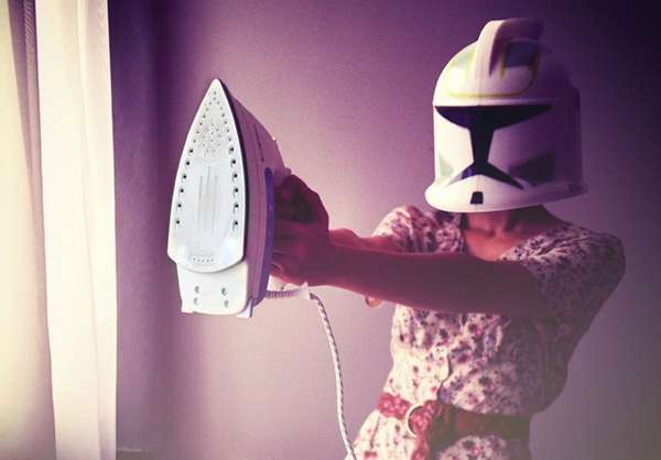 Stormtrooper Housewife Portraits