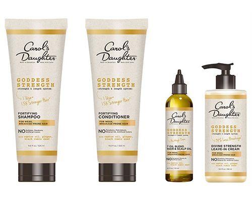 Vegan Hair-Strengthening Shampoos