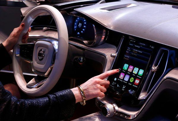 Smartphone Driving Displays