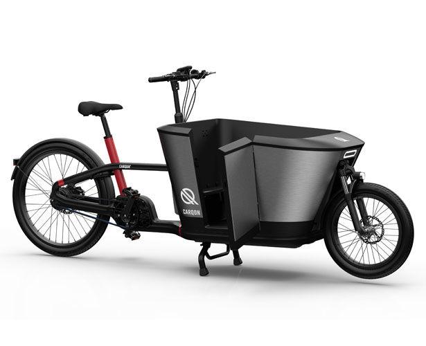 Electric Familial Cargo Bikes