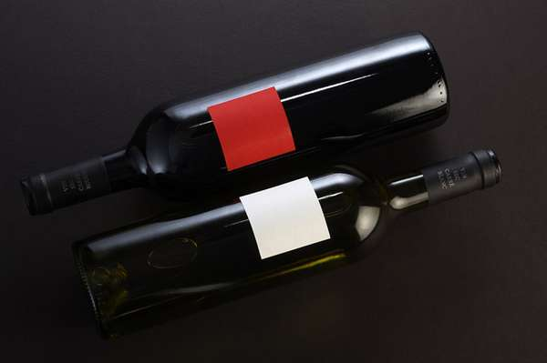 Color-Coded Vino Labels