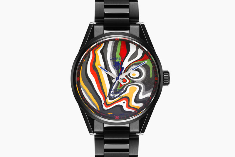 Car Paint-Finished Timepieces