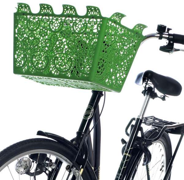 Beautiful Bike Baskets