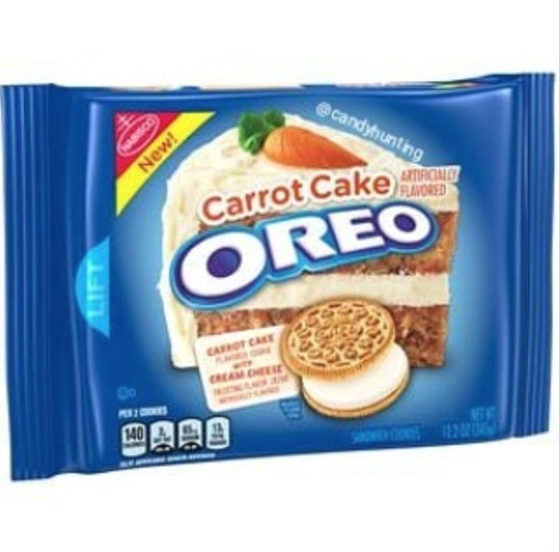 Cake-Flavored Sandwich Cookies
