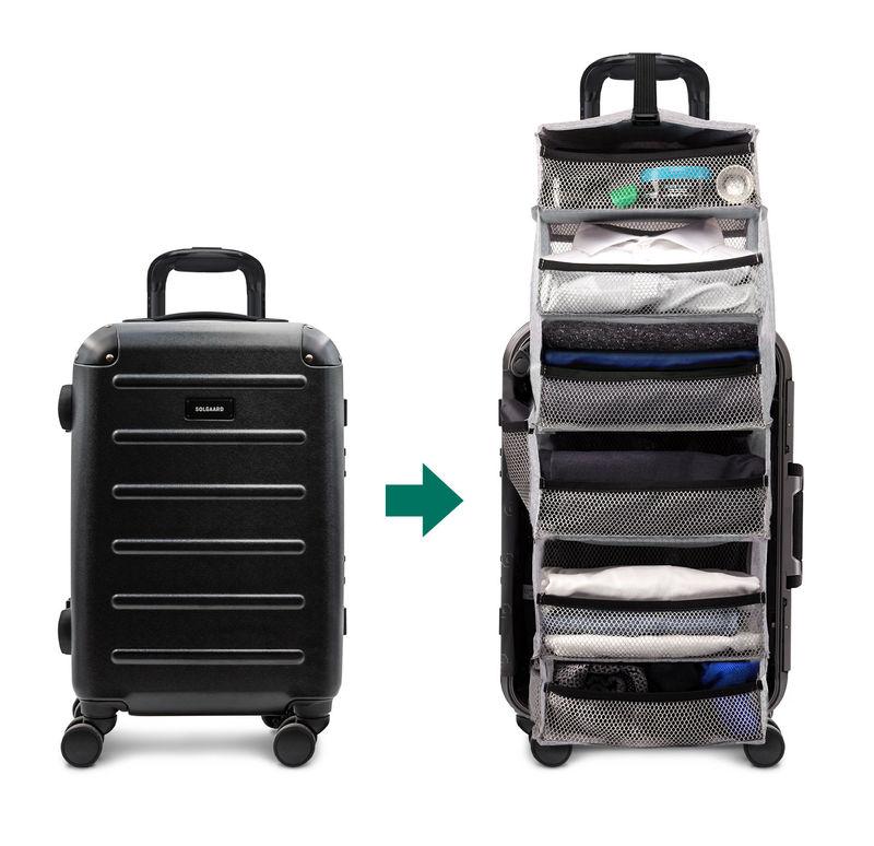 Closet-Like Suitcases