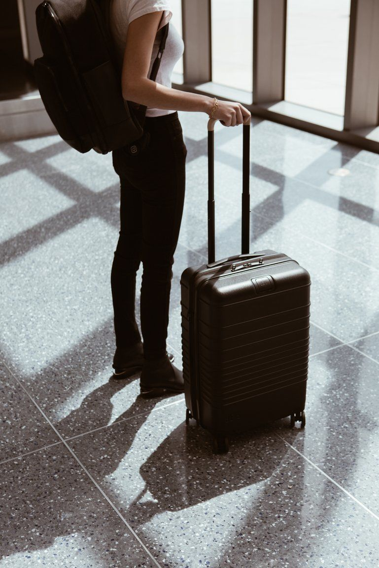 Self-Weighing Rolling Suitcases