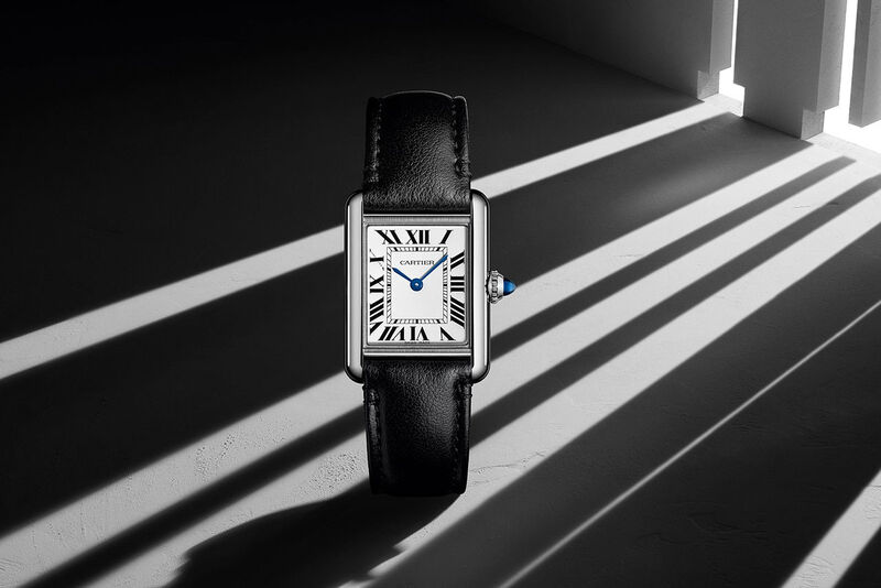 Chic Solar-Powered Timepieces