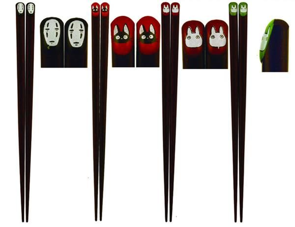 Cartoon Character Chopsticks