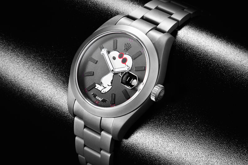 Cartoon Canine Watches