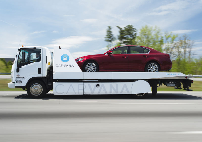 Rapid Vehicle Deliveries