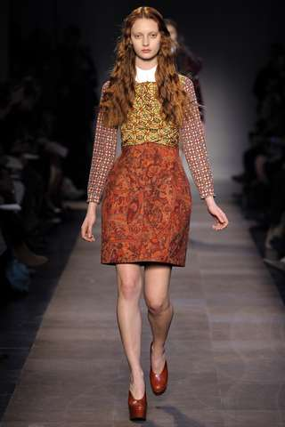 Patterned Parisian Catwalks