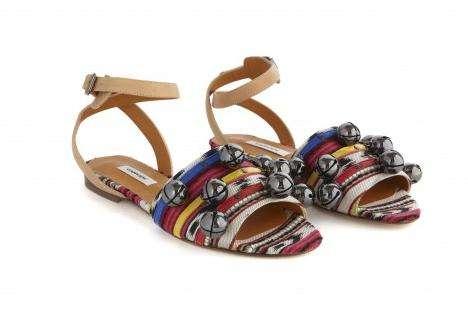 Strappy Boho Sandals