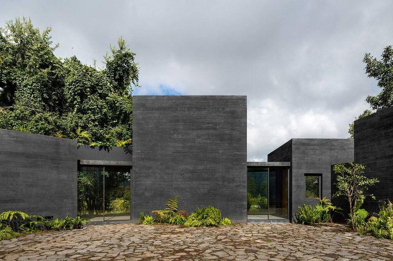 Modern Cubic Pavilions