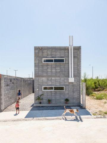 Socially-Conscious Mexican Residences