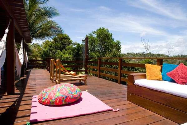 Hip Rainforest Retreats