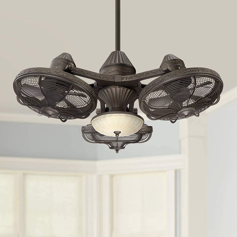 Old-Fashioned Air Circulation Lights