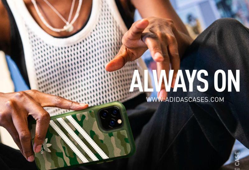 Sportswear-Branded Smartphone Cases