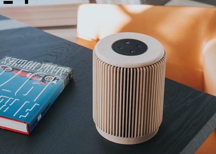 Organic Smart Speaker Cases