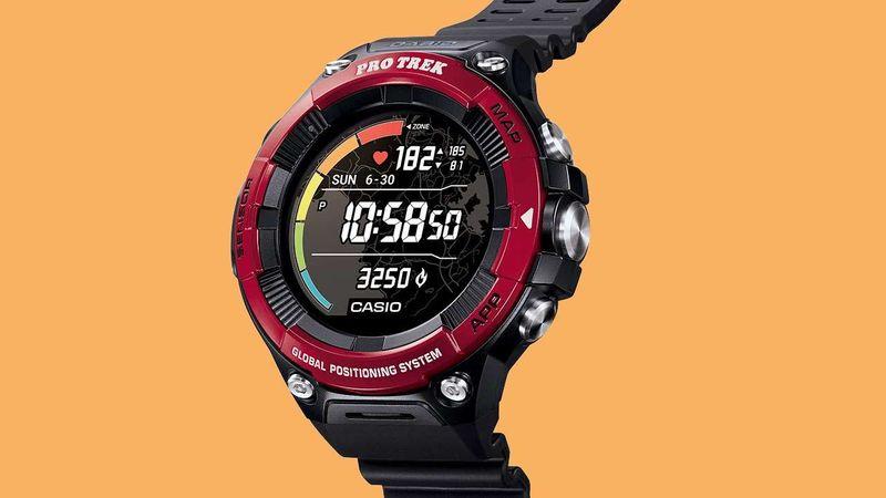 Heart-Tracking Adventurer Watches