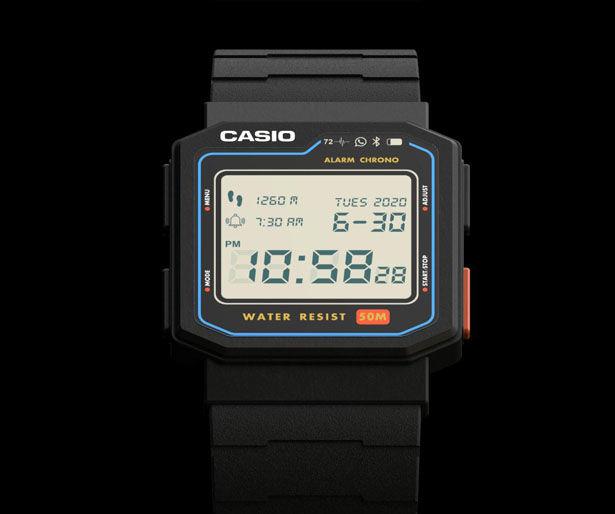 Retro Inspiration Smartwatch Designs
