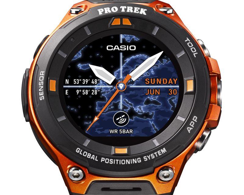 Locational Adventurer Smartwatches