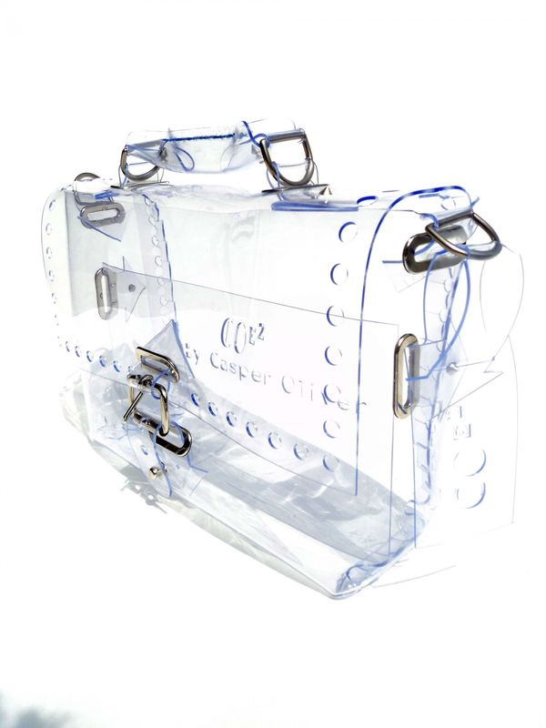 Transparent School Bag Accessories