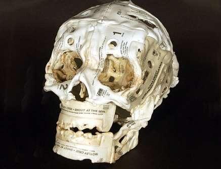 Cassette Skulls