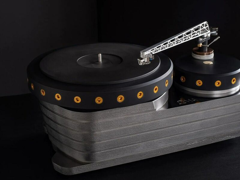 Durable Iron-Made Turntables