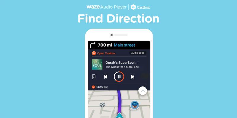 Navigation Podcast Integrations