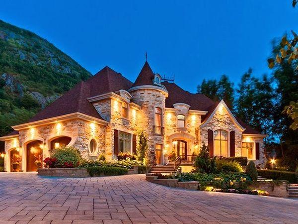 Fantasy Multi-Room Castles