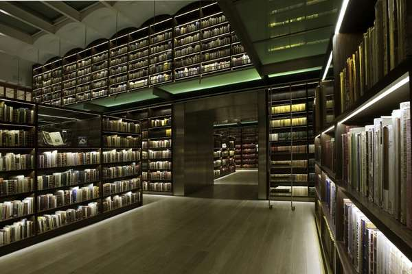 Led-Lit Libraries
