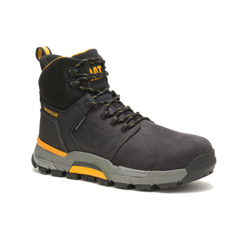 Pain-Relieving Work Boots
