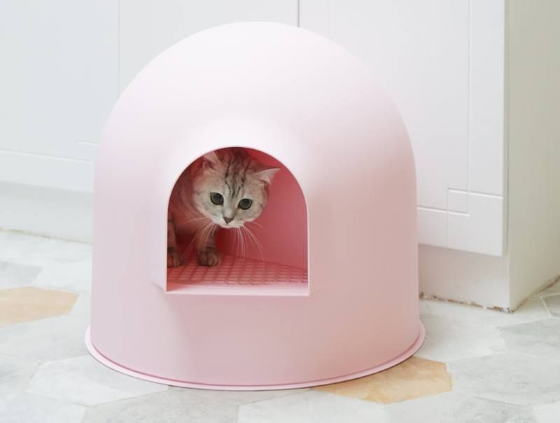 Hidden Designer Litter Boxes
