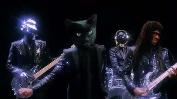 Feline Music Video Spoofs