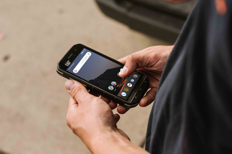 Rugged Performance Smartphones
