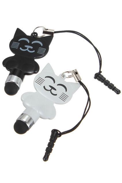 Functional Feline Styluses