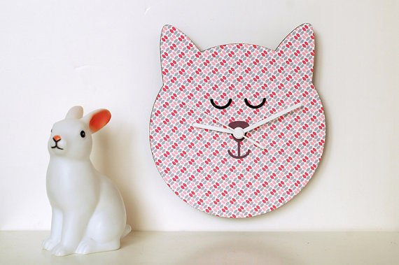 Feline-Themed Nursery Decor