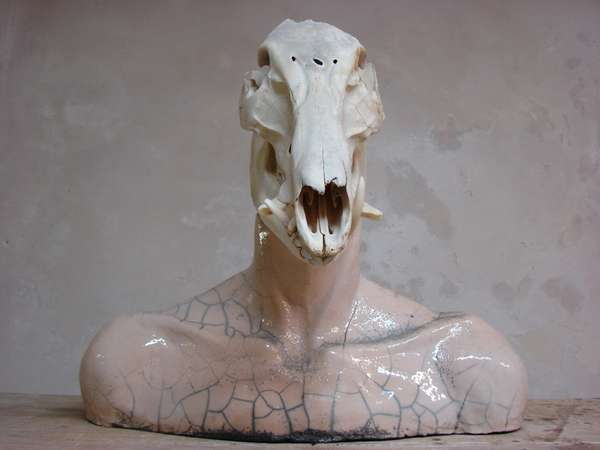 Frightening Clay Creations