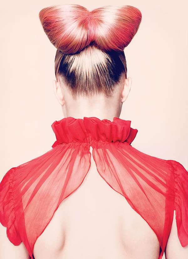 Humongous Hair Shoots