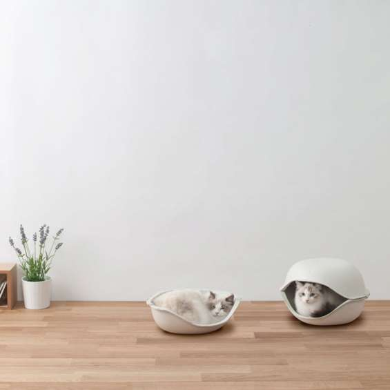Simplistic Pet Pods