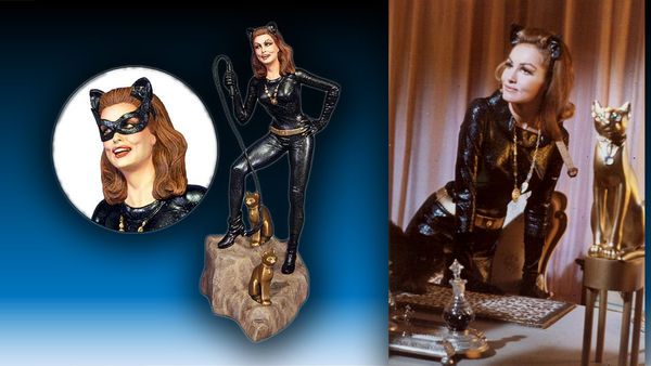 Retro Villainess Collectible Figurines