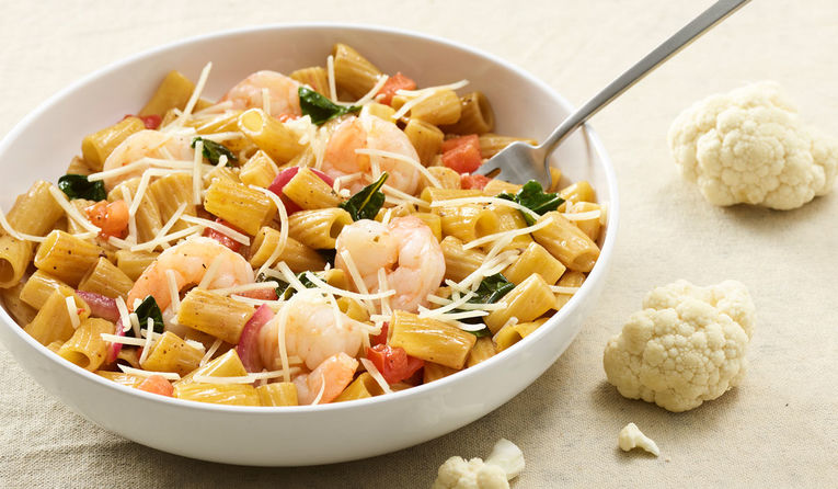 Nutrient-Rich Cauliflower Noodles