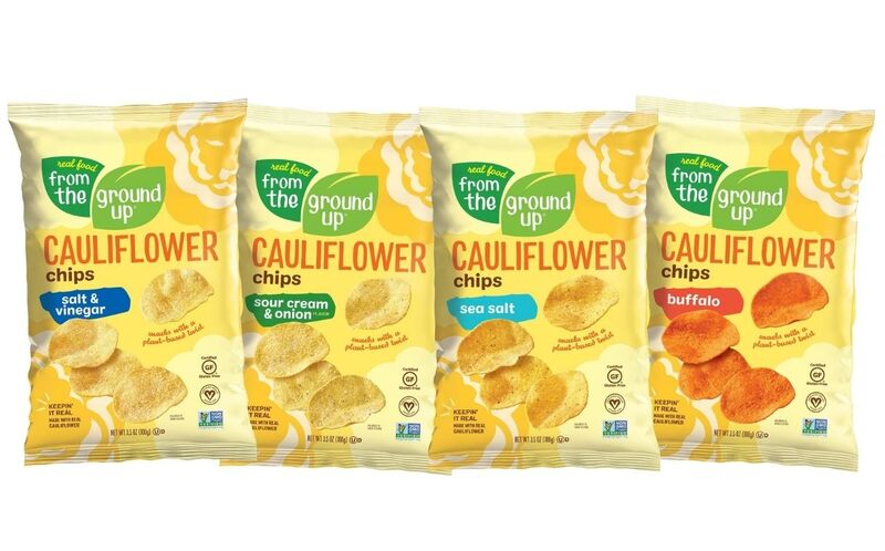Cauliflower-Based Snack Chips